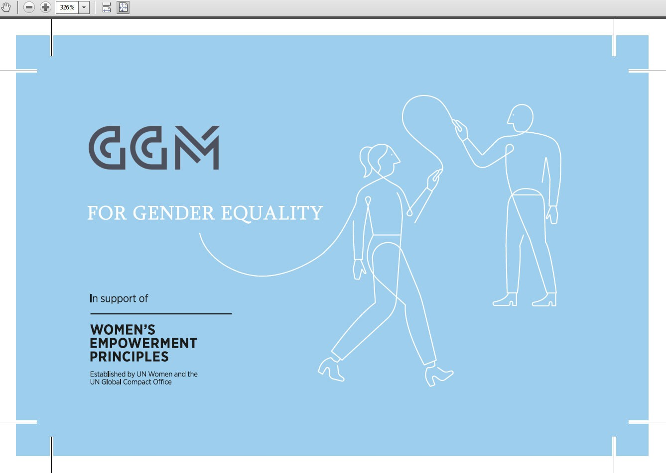 GGM has signed the Women's Empowerment Principles